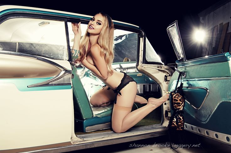 Megan Renee Pin up by ~ModelMeganRenee