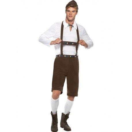 #Disfraz de #Tirolés Bávaro Alemán para Hombre #Costume #Oktoberfest
