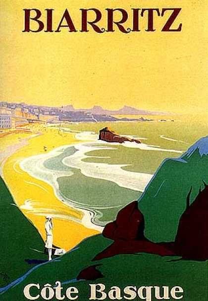 Biarritz, 1925