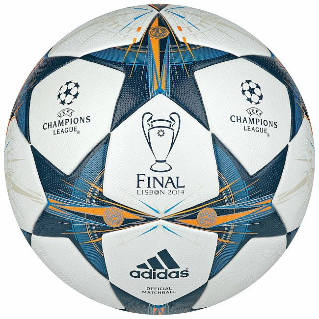 ADIDAS FINALE 13-14 CHAMPIONS LEAGUE FINAL BALL