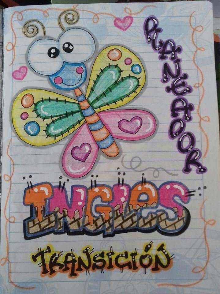 Cuadernos de dibujo por Tania Solorzano en CARATULAS
