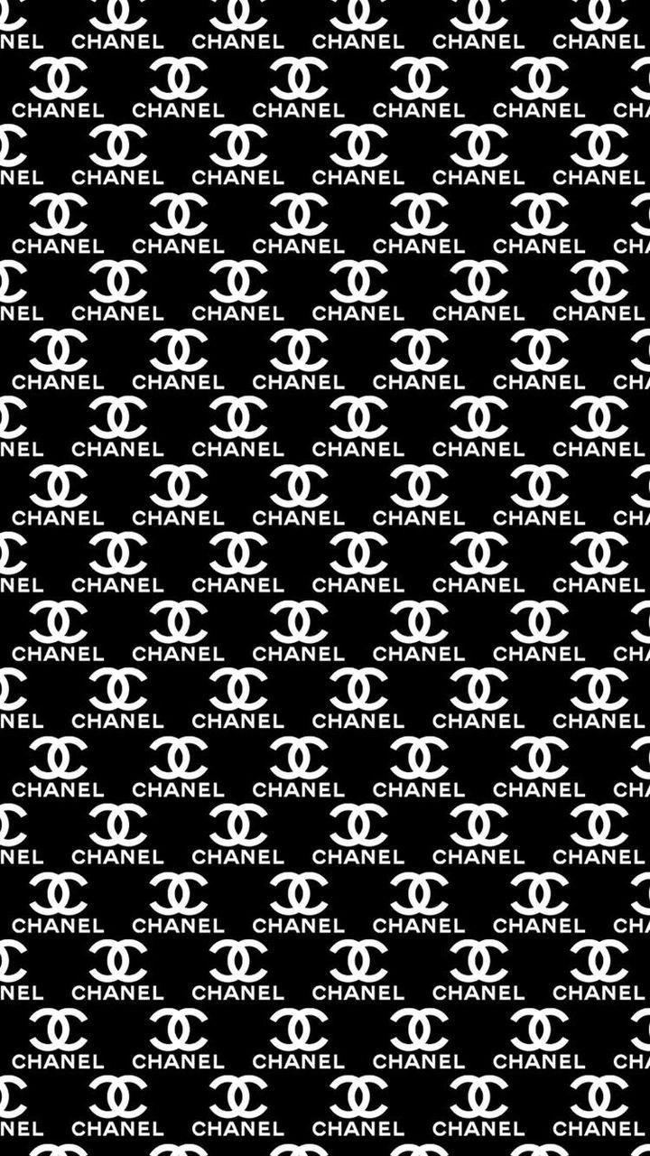 Chanel Logo Lockscreen Wallpaper Chanel Wallpapers Coco