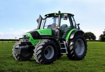 Deutz-Fahr Agrotron M 600 '2016–pr.