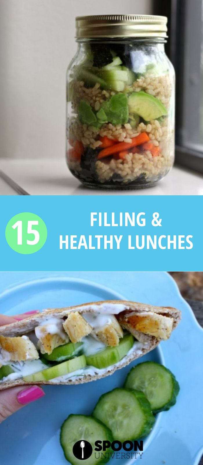 Whipping up one of these healthy meals the night before and you'll feel be full and satisfied throughout your busy day.
