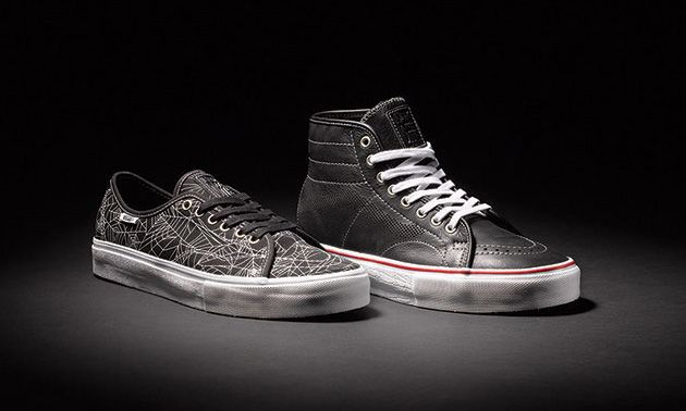 "Anthony Van Engelen & Jason Dill x Vans Syndicate 2014 ""Spider"" Pack • Highsnobiety"