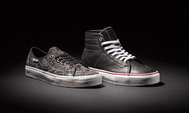 "Anthony Van Engelen & Jason Dill x Vans Syndicate 2014 ""Spider"" Pack • Highsnobiety"