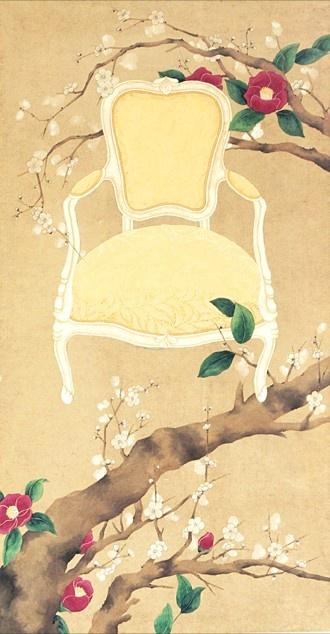Hana Seo, Chair 5, 2012