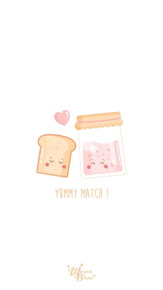 Yummy match wallpaper