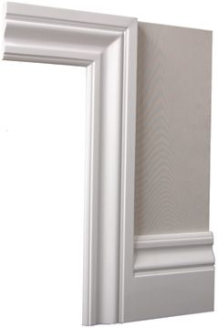 colonial skirting and architrave