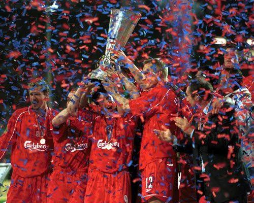 121 год: Великие моменты истории - ФК Ливерпуль   Сайт русскоязычных болельщиков Ливерпуля