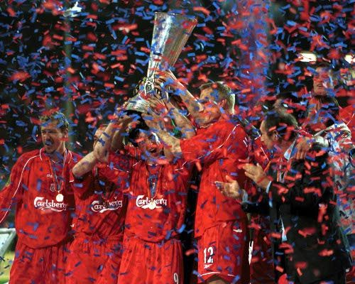 121 год: Великие моменты истории - ФК Ливерпуль | Сайт русскоязычных болельщиков Ливерпуля