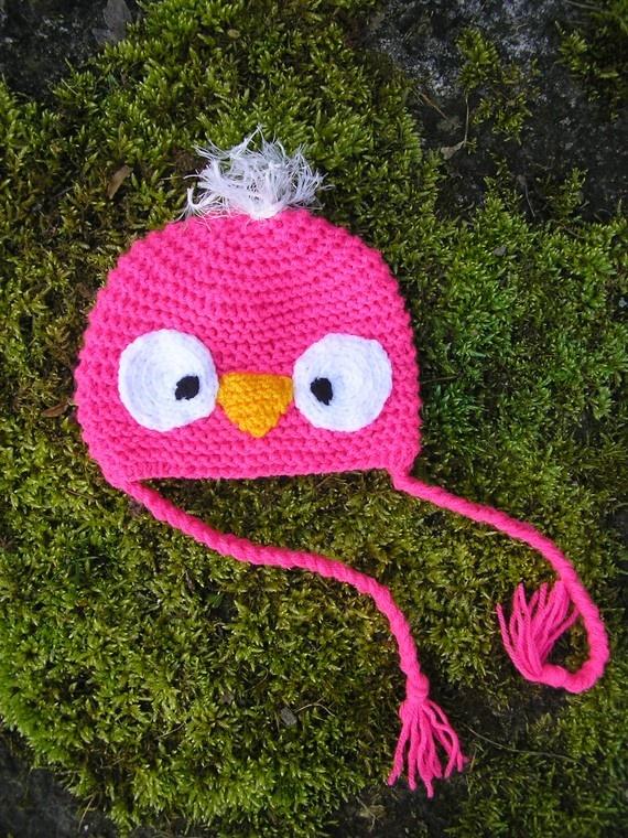 Birdie HatHot Pink, Kay Craig, Birdie Hats, Harpers Kay