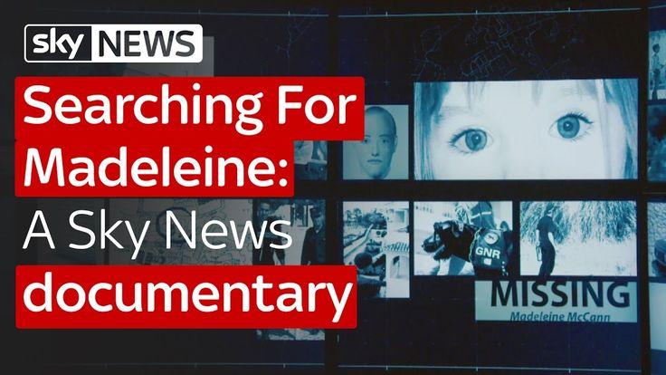 Search For Madeleine: The Sky News documentary