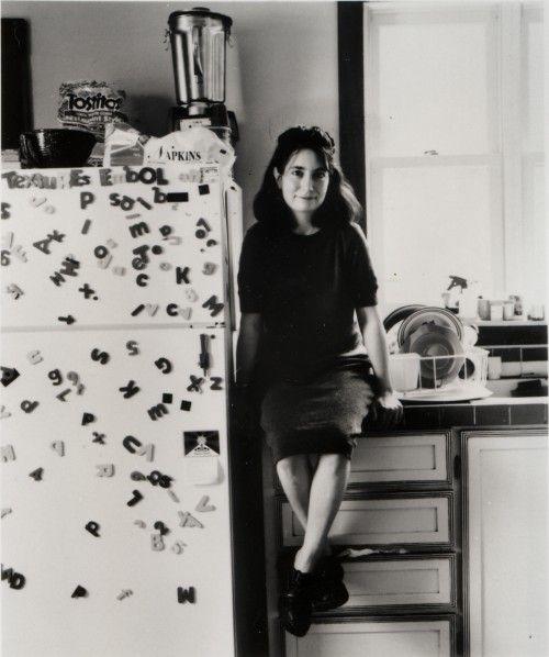 Lauren Slater (Photo by George Lange)