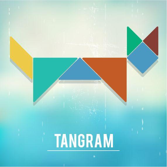 Loopers, kamu mungkin kurang familiar sama nama tangram. Ini adalah permainan tradisional yang pernah booming pada saat perang dunia pertama lho, Loopers. Wow, berarti udah bertahun-tahun yang lalu, dong?