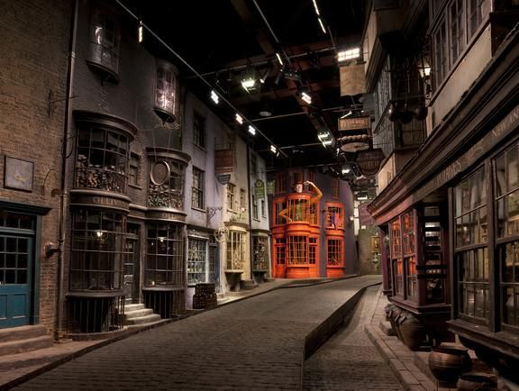 Walk in the footsteps of everyone's favourite magical schoolboy and his noseless nemesis at the Harry Potter Studio Tour. See sets from the films, costumes, props and discover some special Harry Potter secrets!