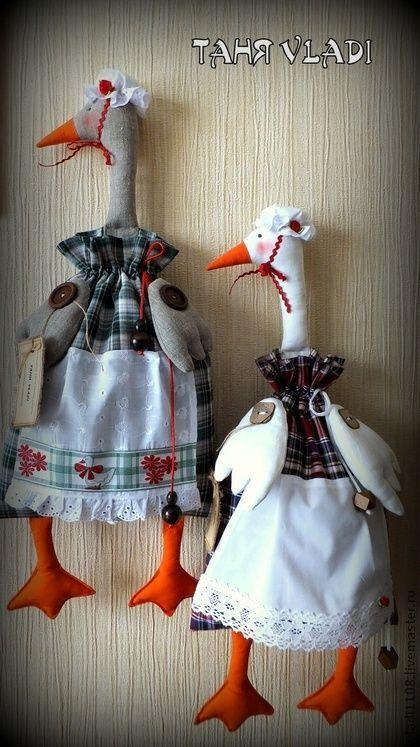 Кухня ручной работы. Ярмарка Мастеров - ручная работа Тетушки Гусыни - 223 (пакетницы). Handmade.
