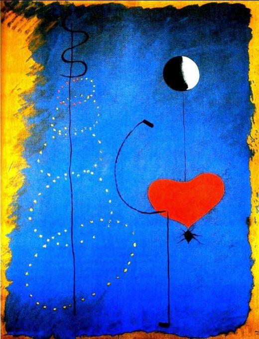 joan miro | Pintores Famosos: Joan Miró