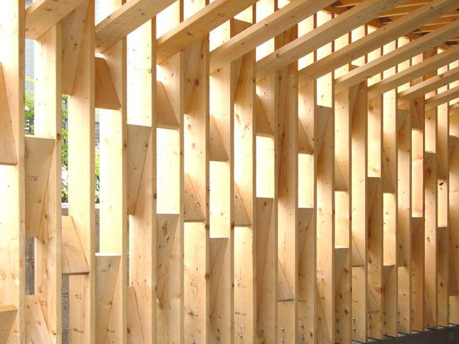 wood shelter | yoshichika takagi + associates