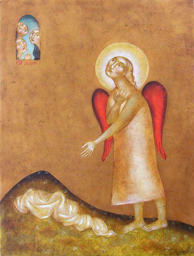 Julia Stankova, 2007 The Empty Tomb