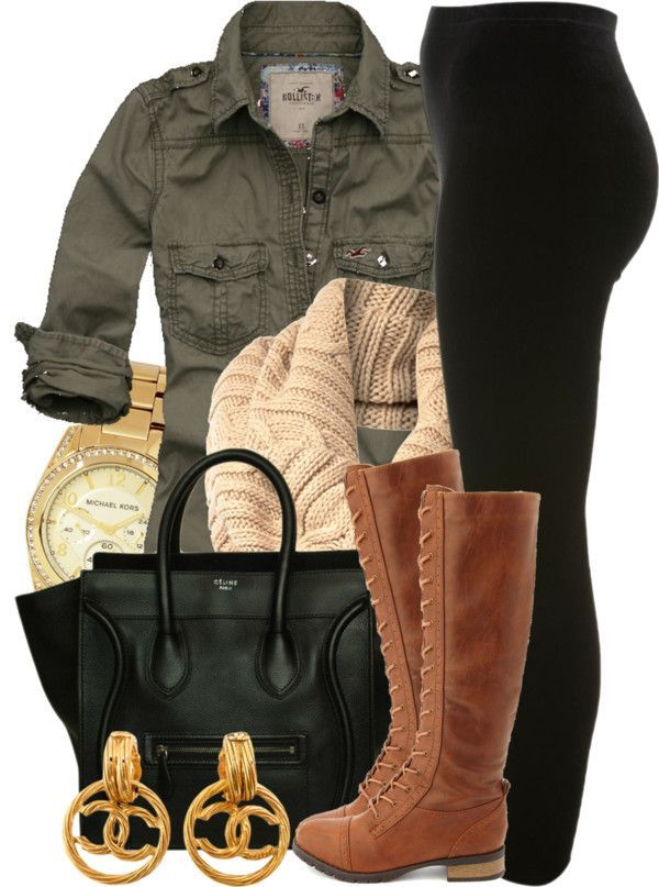 Perfect Fall Inspiration Outfit!
