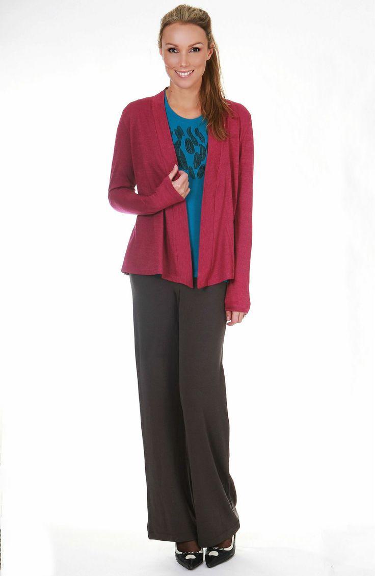 Whakatipu Merino Trousers - Super Comfortable & Perfect for Work or Home