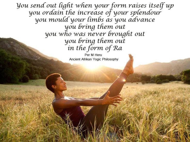 100+ Ancient African Yoga – yasminroohi