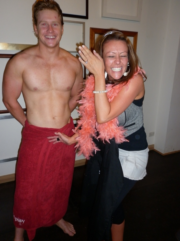 Cfnm Hen Party - Naked Girls