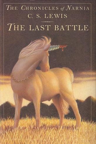 The Chronicles of Narnia - The Last Battle - Chris Van Allsburg illustration
