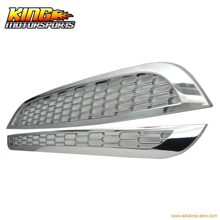 ==> [Free Shipping] Buy Best For 02-06 03 04 05 Mini Cooper S R52 R53 Front Upper Bumper Chrome Hood Grill Mesh Grille USA Domestic Free Shipping Hot Selling Online with LOWEST Price | 32736977175