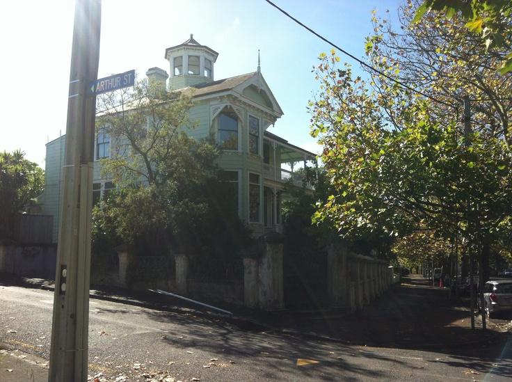 Victorian Villa - Auckland, New Zealand
