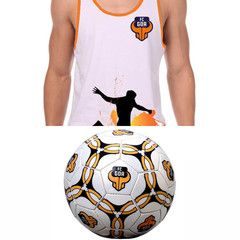 FC Goa- Beach Pack Bundle (Vest + Football) #Goa #TheFanStore #ISL #India #football #sports #Tshirt #gaon #Goa #IndianFootball #Beach #goaBeach #goaFans