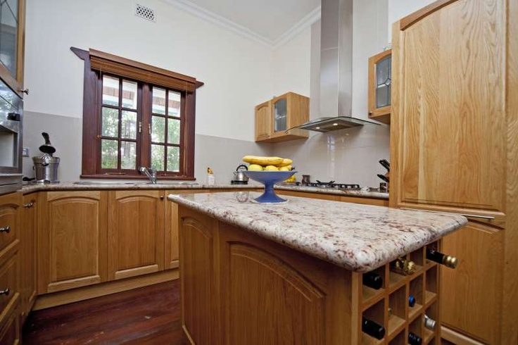 Kitchen, Bayswater project