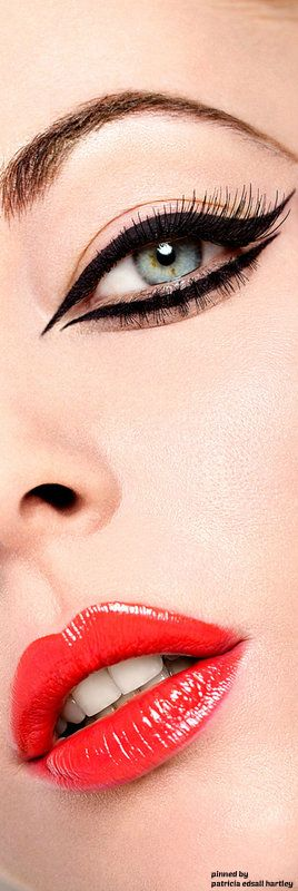 Eyeliner is good for girls depends on each person look at how this ends