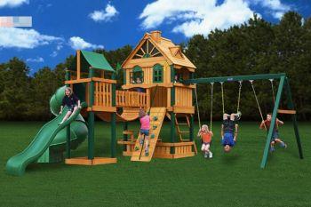 Детская площадка Play Nation Атлант - доставка бесплатно. Гарантия! Сборка.