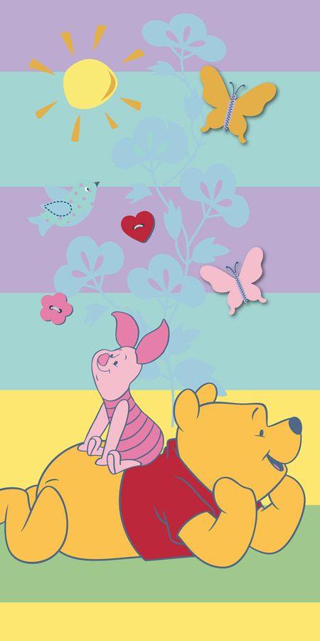 Πετσέτα Θαλάσσης Winnie - Disney