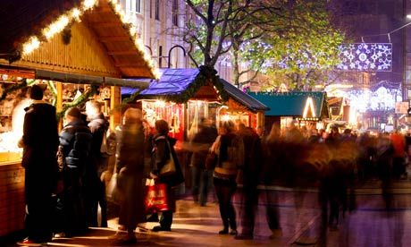 Festivals & Events - Christmas Markets | Buzz Off Base