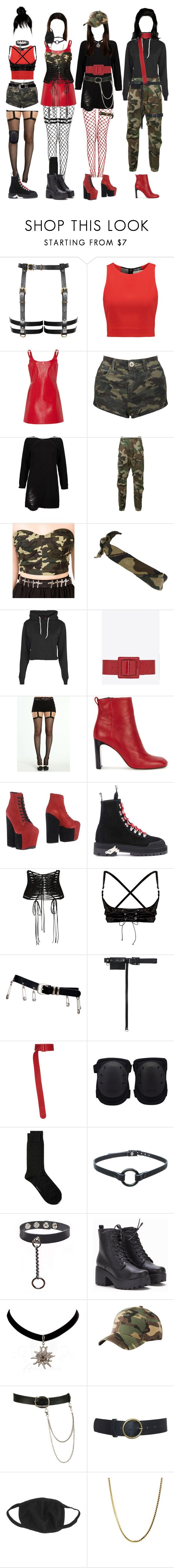 """""""[ live ] G-1 _ BLACK MAGIC ( eng. vers. ) + CREEPIN' ( KCON NY 2017 )"""" by xxzodiacentertainmentxx ❤ liked on Polyvore featuring Alice + Olivia, Boohoo, R13, Forever 21, River Island, Yves Saint Laurent, rag & bone, Jeffrey Campbell, Off-White and Dolce&Gabbana"""