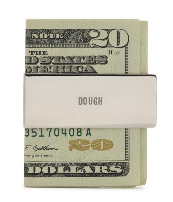 Jack Spade Dough Money Clip