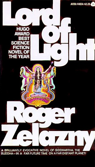 Roger Zelazny Lord of Light (1967), got me interested in India
