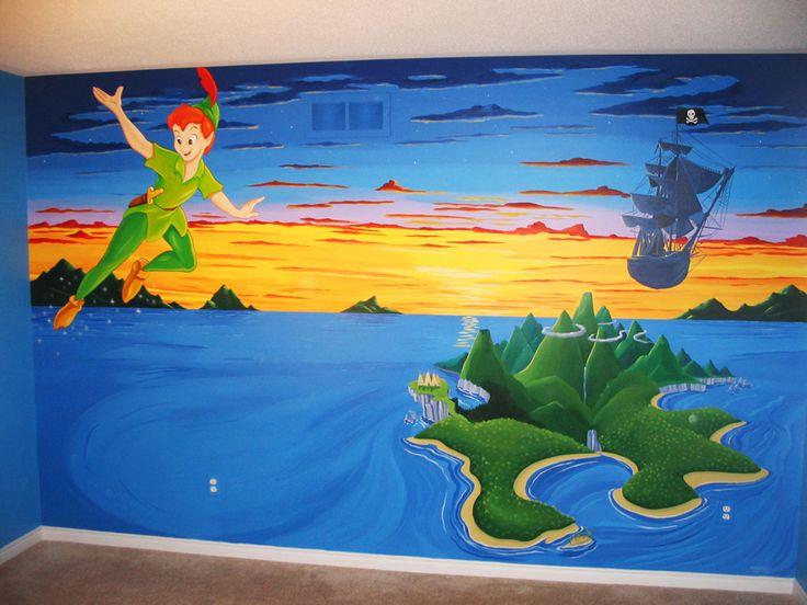 [ Peter Pan Wall Mural Jpg Bedroom ]   Best Free Home Design Idea U0026  Inspiration Part 55