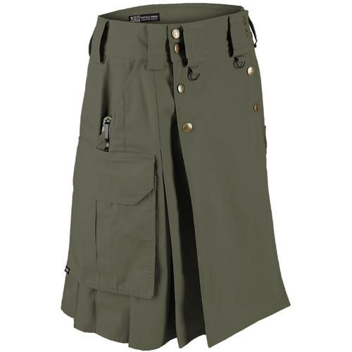 5.11 Tactical Duty Kilt Tundra Preview