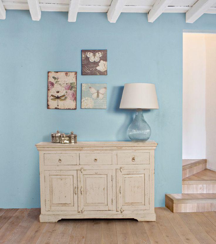 Lo stile delicato e anticato della collezione Ania è perfetto per tutti gli amanti della tradizione che vogliono un tocco di originalità in casa. - Collezione Bizzotto