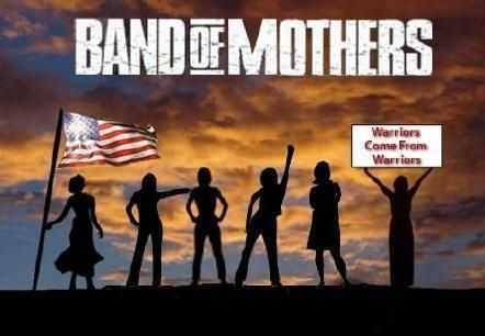Band of Mothers .... This is a great site for those moms who have sons or daughters in the military.
