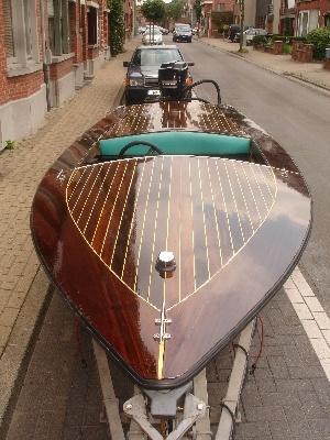 Hors-Bord occasion - Poncelet 4,50 de 1959