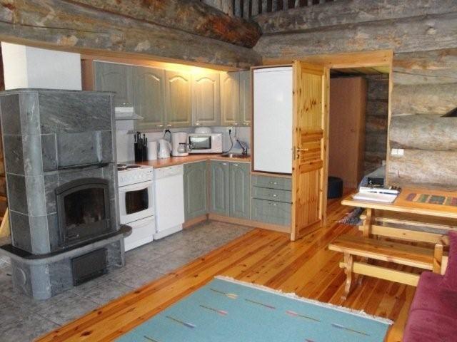 Isokelo cottage Isokelo- cosy log cottage in Salla Ski Resort