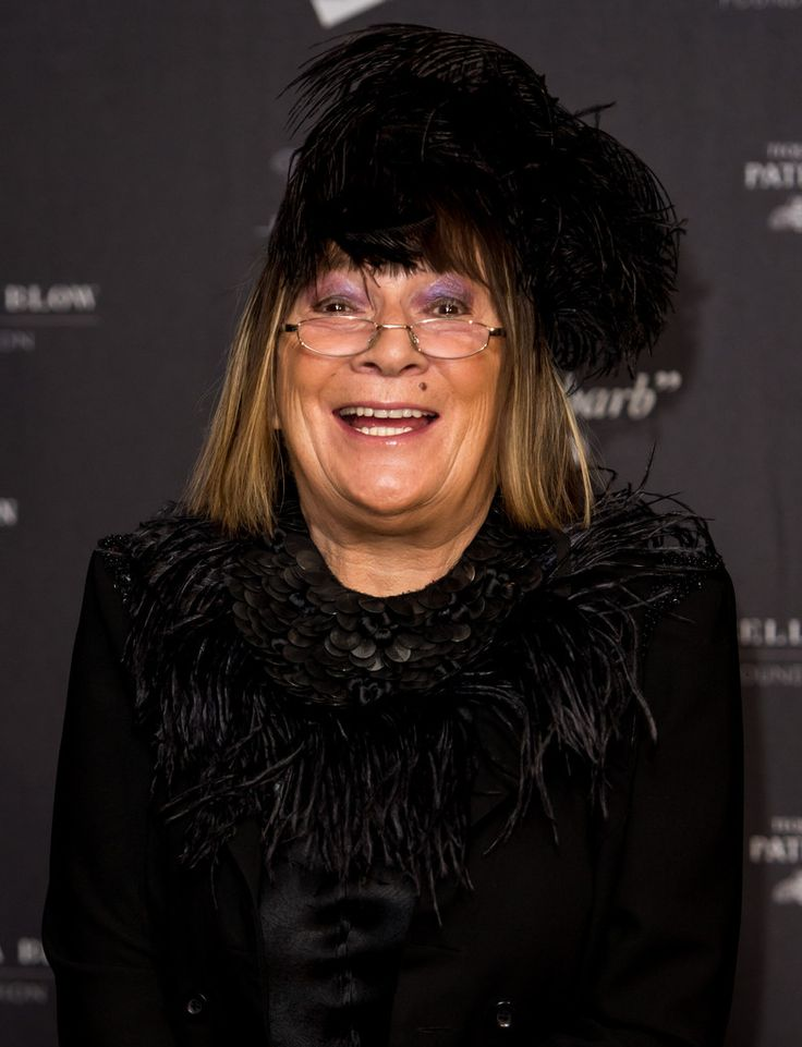 Hilary Alexander in Arrivals at the Isabella Blow: Fashion Galore! Event