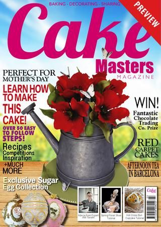 March 2015 Cake Masters Magazine