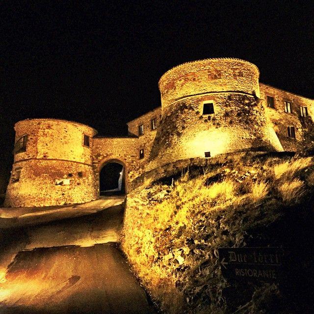 Torriana Castle - Instagram by bock4612