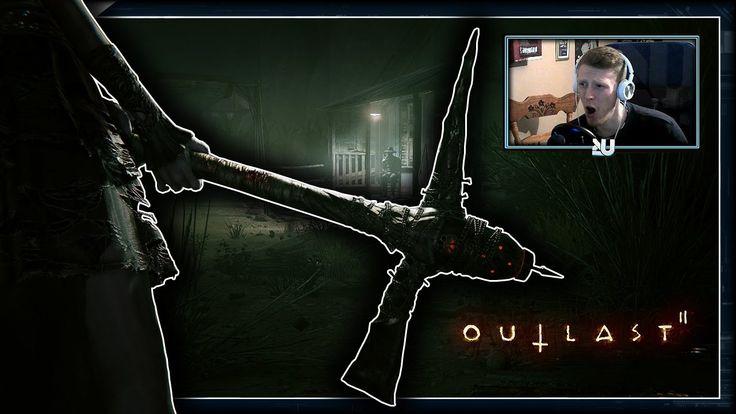 Outlast 2 Demo | Gameplay Walkthrough Ending | PS4 XBox One PC